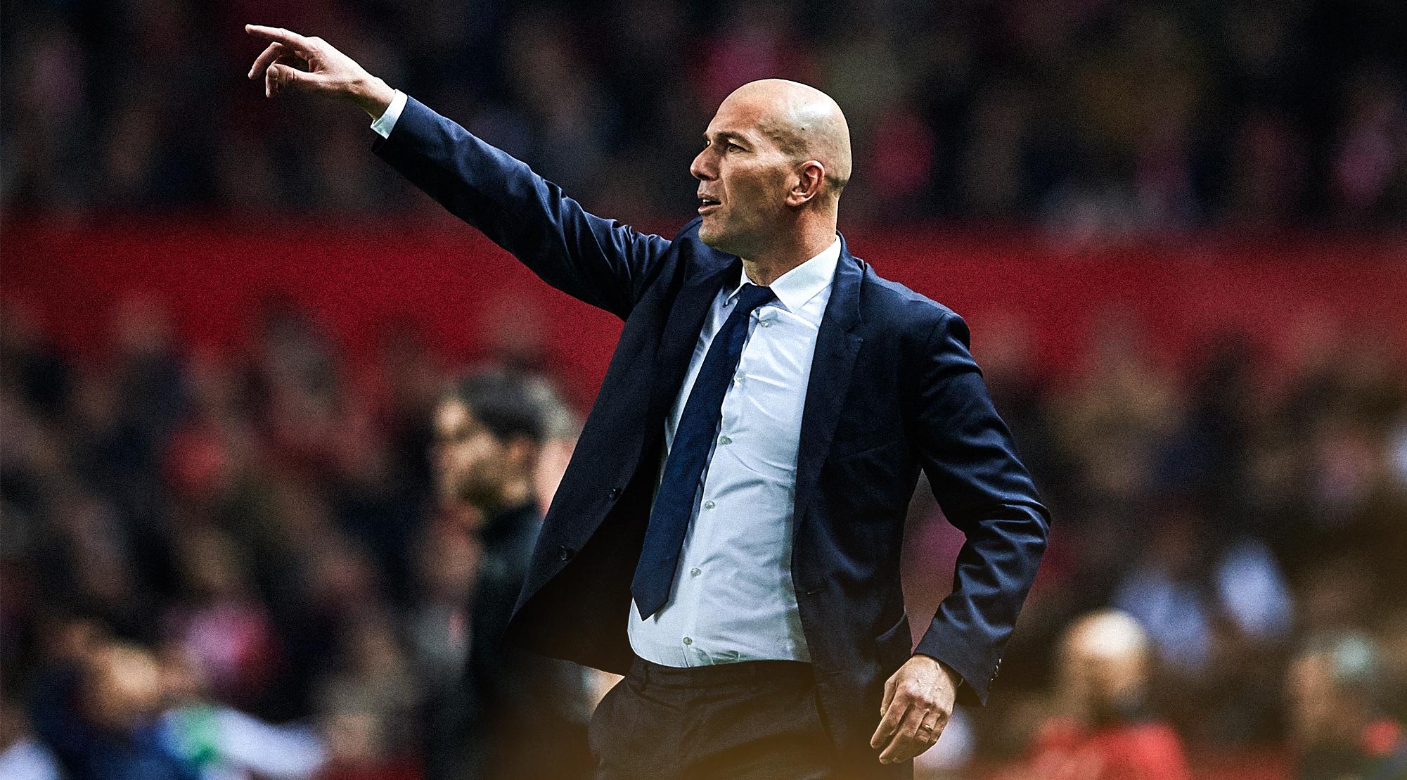 Trong tay Zinedine Zidane, quyền lực trở nên lung linh đến khó cưỡng - Ảnh 16.