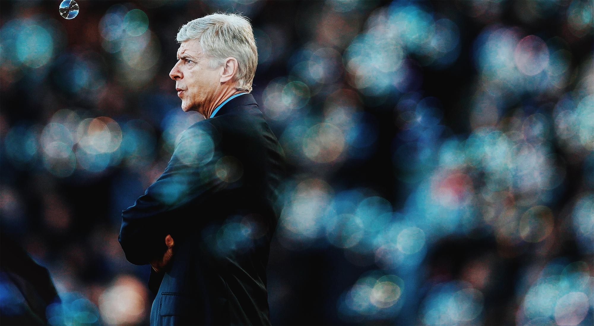 Cặp mắt xanh ngày ấy của Wenger nhấn chìm Arsenal vào kỷ nguyên ăn mày dĩ vãng - Ảnh 15.