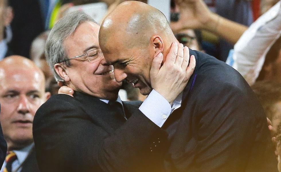 Trong tay Zinedine Zidane, quyền lực trở nên lung linh đến khó cưỡng - Ảnh 15.