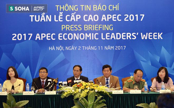 Thứ trưởng Bùi Thanh Sơn: TPP hướng tới hội nghị bộ trưởng và hội nghị cấp cao tại APEC - Ảnh 1.