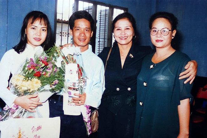 Việt Hương: Thầy Minh Nhí dạy cho ai người đó nổi tiếng - Ảnh 1.