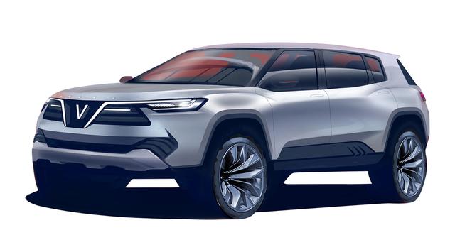 VinFast công bố 20 thiết kế Sedan và SUV, tạo bởi studio danh tiếng, dành riêng cho Việt Nam - Ảnh 5.