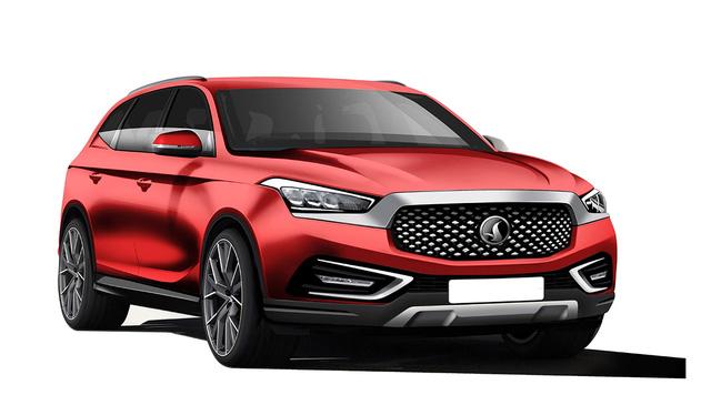 VinFast công bố 20 thiết kế Sedan và SUV, tạo bởi studio danh tiếng, dành riêng cho Việt Nam - Ảnh 9.