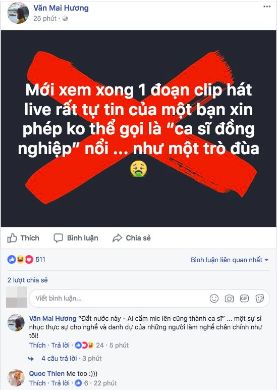 Những phát ngôn vỗ thẳng mặt không kiêng nể của sao Việt - Ảnh 3.
