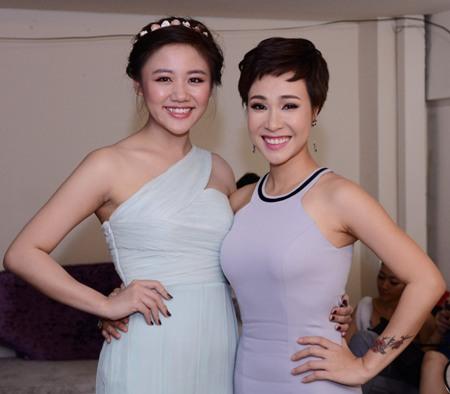 Văn Mai Hương: Tôi thi Vietnam Idol không được một đồng nào, tiền là Uyên Linh cầm hết - Ảnh 2.