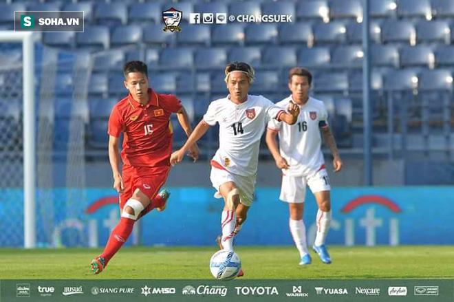 """HLV Myanmar thừa nhận """"không ngờ nổi"""" sức mạnh của U23 Việt Nam - Ảnh 1."""