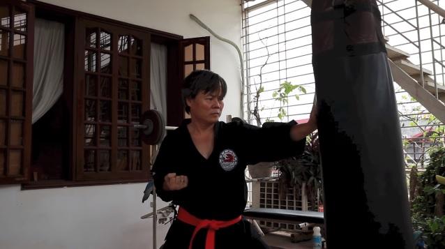 """Cao thủ Karate, siêu sao Muay Thái giải mã """"cú sốc 49 giây"""" của võ sĩ gốc Việt 1"""