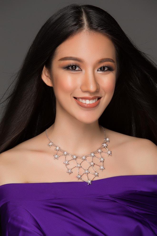5 mỹ nhân có thành tích học tập ấn tượng nhất Hoa hậu Hoàn vũ Việt Nam - Ảnh 6.