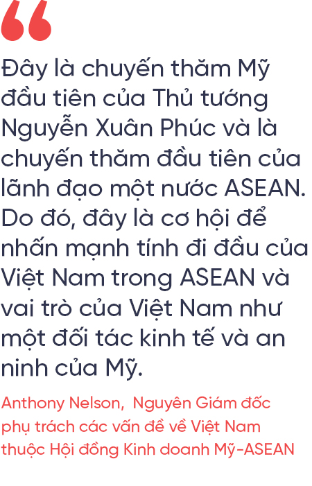 Thủ tướng Nguyễn Xuân Phúc gặp Tổng thống Donald Trump: Chuyên gia Mỹ - Việt lên tiếng về tương lai đầy hứa hẹn - Ảnh 15.