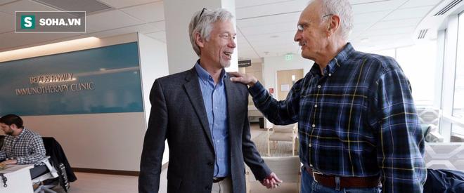 Đánh cược mạng sống dùng liệu pháp CAR-T, bệnh nhân ung thư máu khỏi bệnh thần kỳ - Ảnh 1.