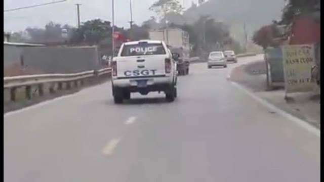 Xe tải bỏ chạy gần 80 km như phim hành động không phải do đâm chết người - Ảnh 1.