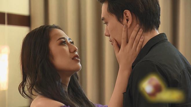 Trang Cherry - kẻ thứ 3 trơ trẽn phim Sống chung với mẹ chồng: Tôi không tin vào đàn ông! - Ảnh 3