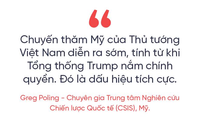 Thủ tướng Nguyễn Xuân Phúc gặp Tổng thống Donald Trump: Chuyên gia Mỹ - Việt lên tiếng về tương lai đầy hứa hẹn - Ảnh 11.