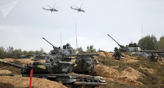 """""""Zapad-2017"""" chỉ là cuộc tập trận giữa Nga và Belarus, sao NATO phải hoảng loạn? - Ảnh 2."""