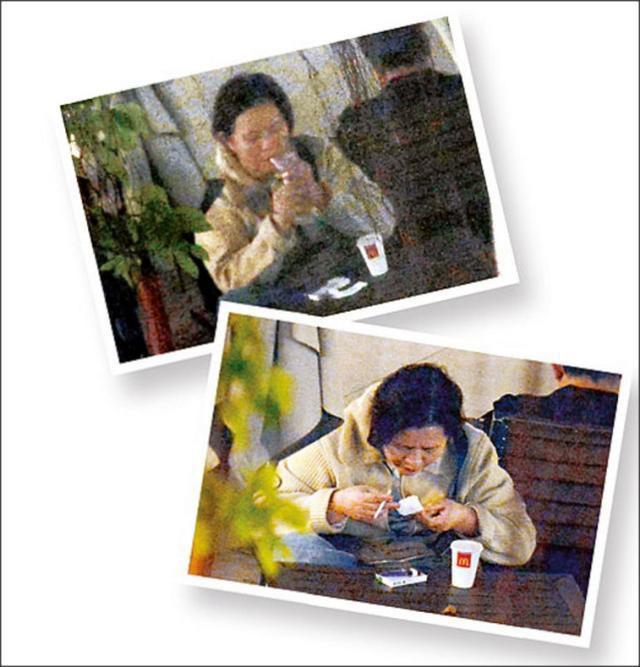 Cuộc sống bi đát của ngọc nữ Hong Kong Lam Khiết Anh: Nhặt thức ăn thừa, sống nhờ trợ cấp  - Ảnh 7.
