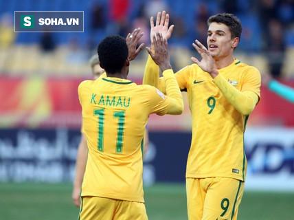 Ngôi sao U23 Australia sẽ là hiểm họa lớn nhất đối với U23 Việt Nam - Ảnh 1.