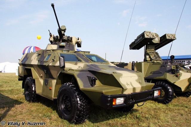 Việt Nam sẽ bỏ qua xe thiết giáp BPM-97 để lựa chọn K-4386 Typhoon VDV? - Ảnh 1.