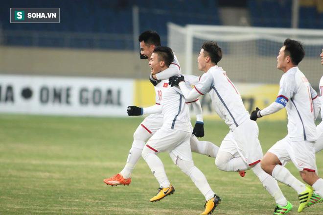 Quang Hải lập siêu phẩm, U23 Việt Nam khiến U23 Hàn Quốc phải nhớ mặt, nhớ tên - Ảnh 2.