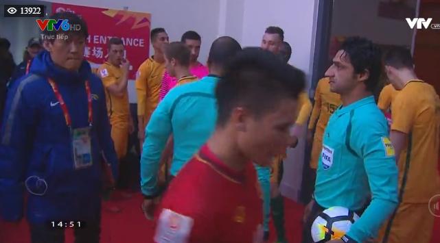 TRỰC TIẾP U23 Việt Nam 1-0 U23 Australia: VÀO!!! QUANG HẢI! VÀO!!! - Ảnh 12.