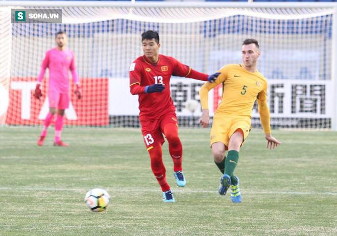 TRỰC TIẾP U23 Việt Nam 1-0 U23 Australia: VÀO!!! QUANG HẢI! VÀO!!! - Ảnh 2.