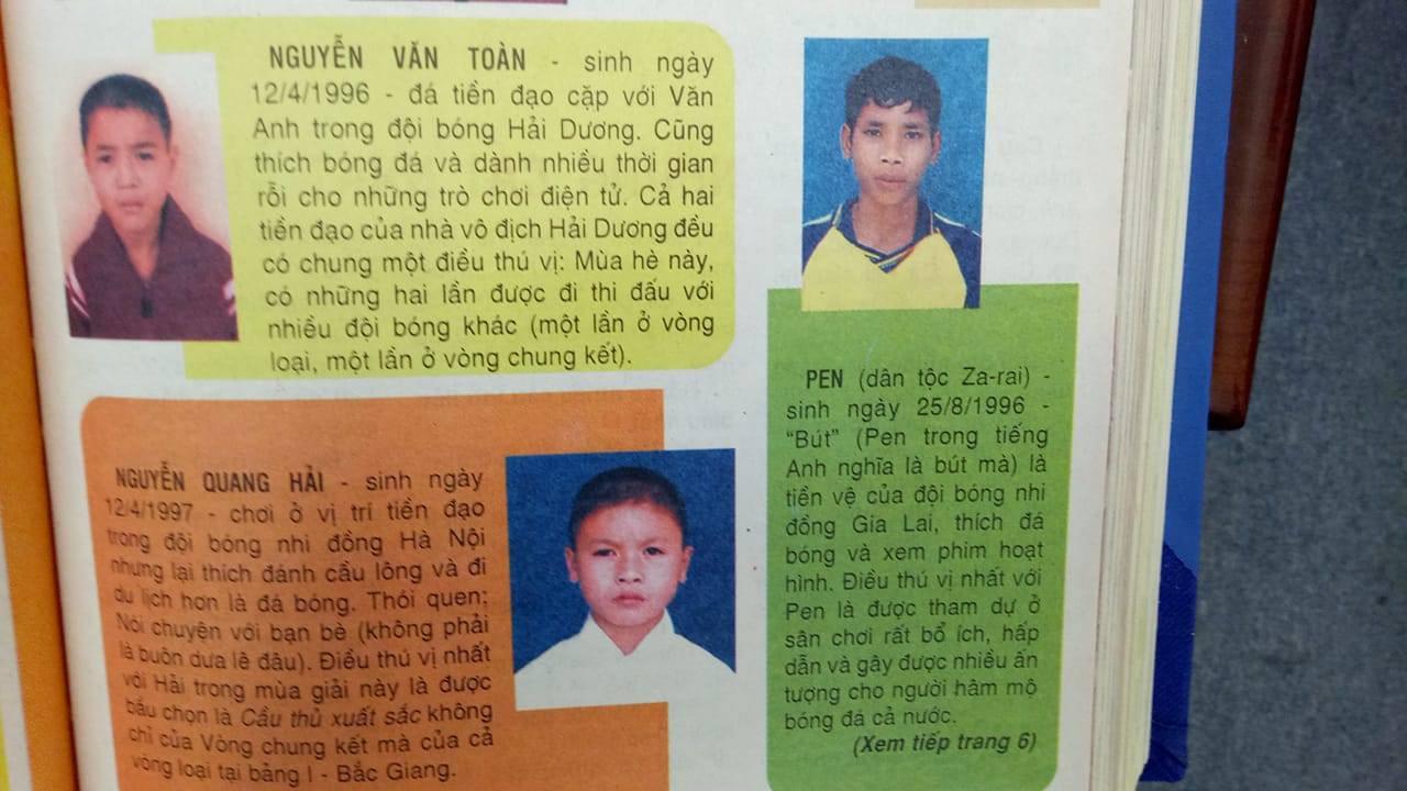 Tuổi thơ của Quang Hải: Từng... thích chơi cầu lông, đi