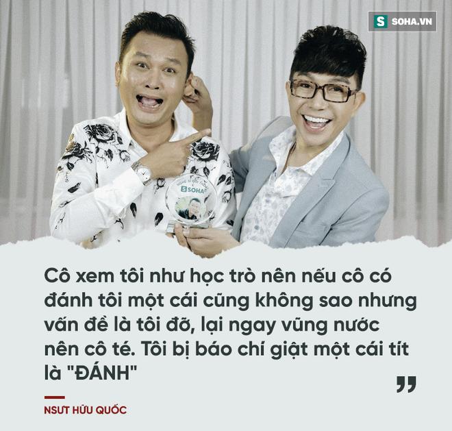 NSƯT Hữu Quốc: Bị đồng nghiệp tẩy chay, phải diễn show dành cho người đồng tính - Ảnh 3.