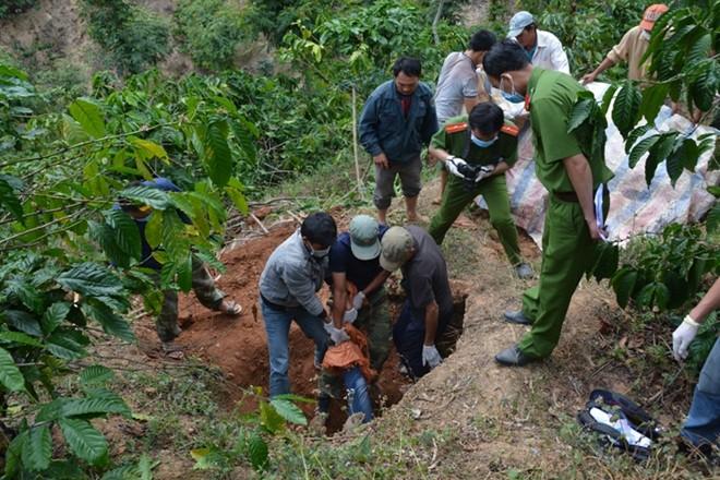Giết người, cướp tài sản chôn xác phi tang chấn động Lâm Đồng - Ảnh 3.