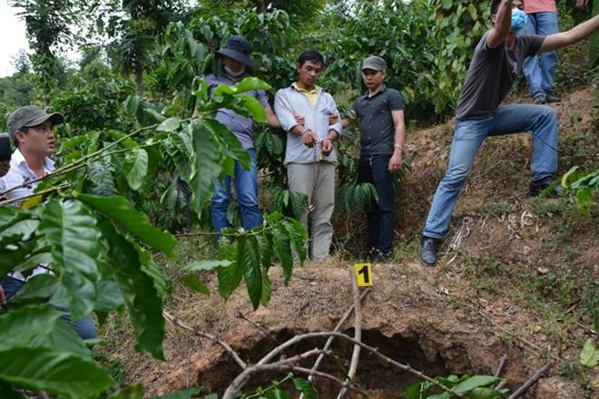 Giết người, cướp tài sản chôn xác phi tang chấn động Lâm Đồng - Ảnh 5.