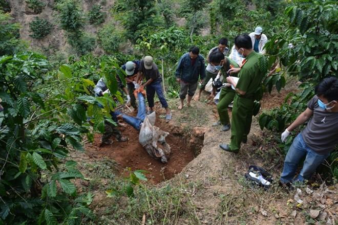 Giết người, cướp tài sản chôn xác phi tang chấn động Lâm Đồng - Ảnh 9.
