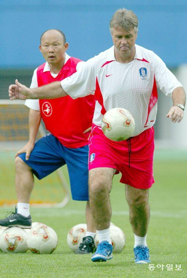HLV Park Hang-seo tiết lộ với báo Hàn bí quyết số 1 giúp U23 Việt Nam chinh phục châu Á - Ảnh 4.