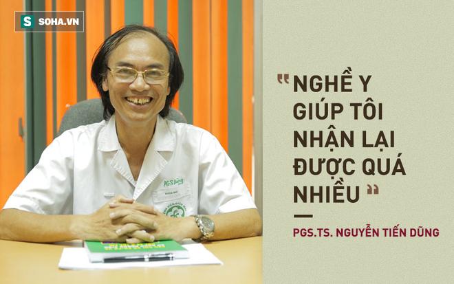 PGS.TS Nguyễn Tiến Dũng: Nghề y giúp tôi nhận lại được quá nhiều! - ảnh 2