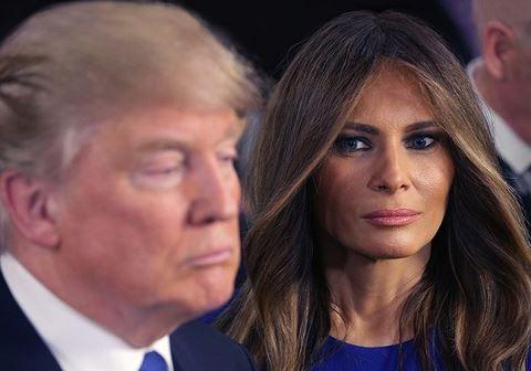 Đệ nhất phu nhân Mỹ Melania Trump lần đầu nói về tai tiếng tình ái của chồng - Ảnh 1.