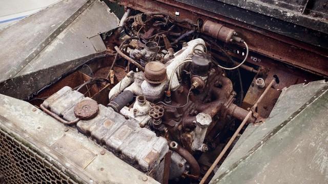 Land Rover sẽ phục chế chiếc xe kinh điển đầu tiên của hãng  - Ảnh 3.
