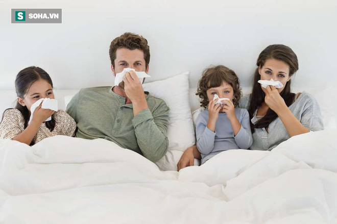 Dịch cúm dữ dội nhất trong vòng 10 năm, nước Mỹ không biết bao nhiêu trẻ nữa sẽ chết! - Ảnh 1.