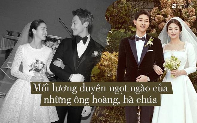 Hai đám cưới khủng nhất showbiz Hàn 2017: Mối lương duyên ngọt ngào của những ông hoàng, bà chúa - ảnh 1