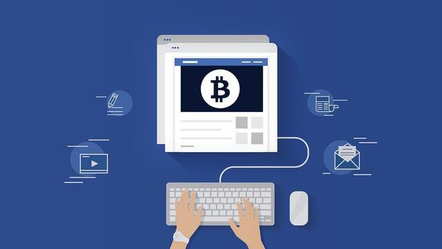 Facebook cấm mọi hoạt động quảng cáo liên quan đến tiền ảo - Ảnh 1.