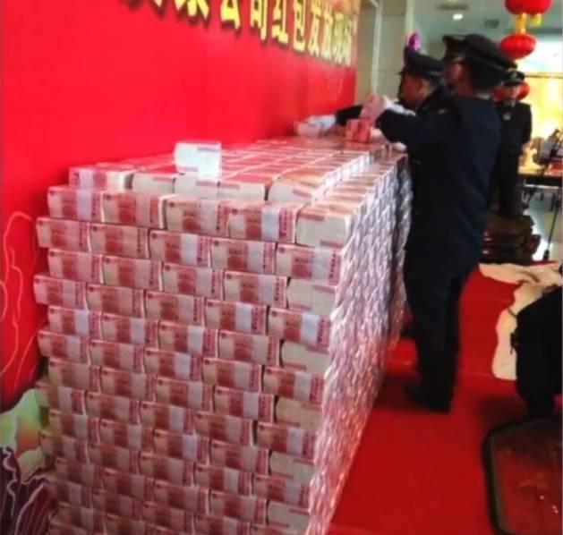 Công ty thưởng tết khủng cho nhân viên, cư dân mạng đùa rằng tiền đủ xây cả bức tường - Ảnh 6.