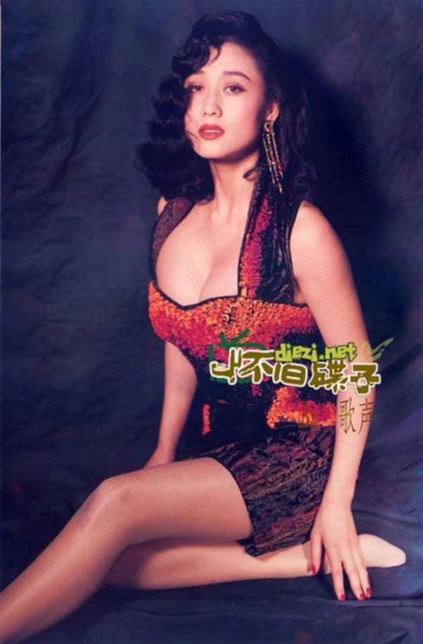 Nhan sắc của Hoa hậu châu Á đẹp nhất mọi thời đại khiến Lý Liên Kiệt ruồng bỏ vợ con - Ảnh 4.