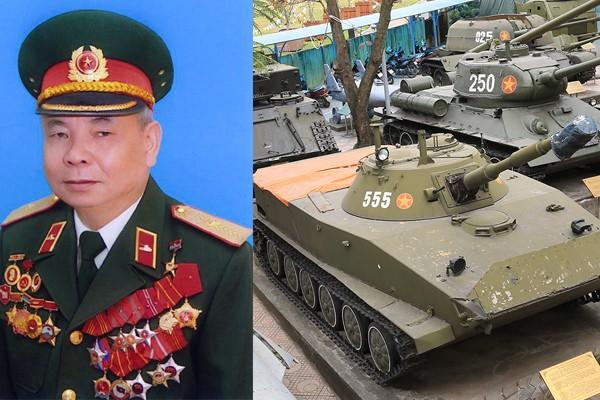 Thiếu tướng Lê Xuân Tấu - Tư lệnh Binh chủng TTG: Đơn thương độc mã, một xe cũng tiến công - Ảnh 4.