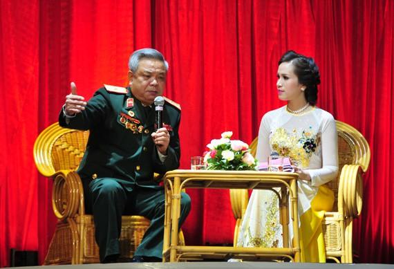 Thiếu tướng Lê Xuân Tấu - Tư lệnh Binh chủng TTG: Đơn thương độc mã, một xe cũng tiến công - Ảnh 1.