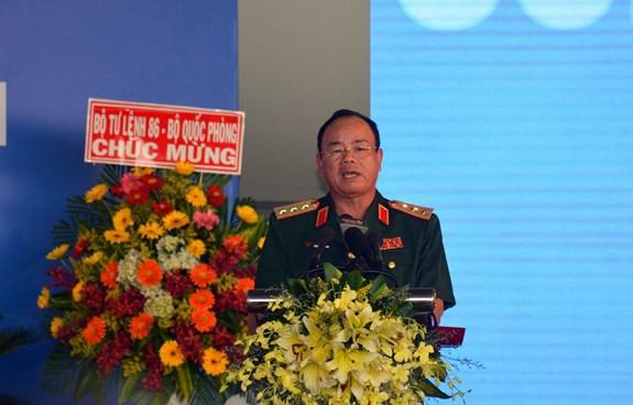 Bệnh viện dã chiến cấp 2 số 1 Việt Nam xuất quân thực hiện nhiệm vụ tại Phái bộ Gìn giữ hòa bình Liên hợp quốc Nam Sudan - ảnh 3