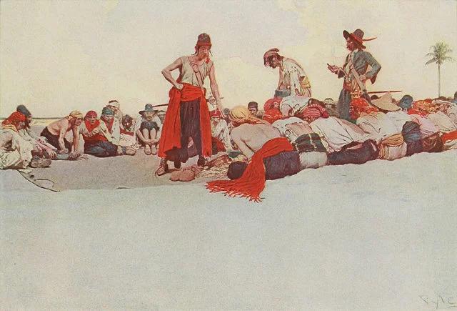 Tìm hiểu về Luật cướp biển - quy tắc vàng trong thế kỷ 17 - Ảnh 5.