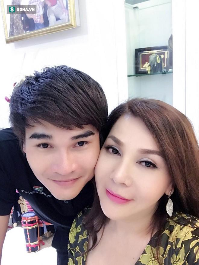 Nỗi đau của ca sĩ Lê Duy: Gục ngã khi chồng kém 13 tuổi chia tay để lấy vợ mới sau 4 tháng - Ảnh 1.