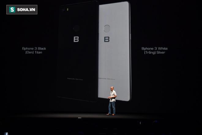 Bphone thế hệ 3: Thực sự là chiếc smartphone chất thật - Ảnh 5.