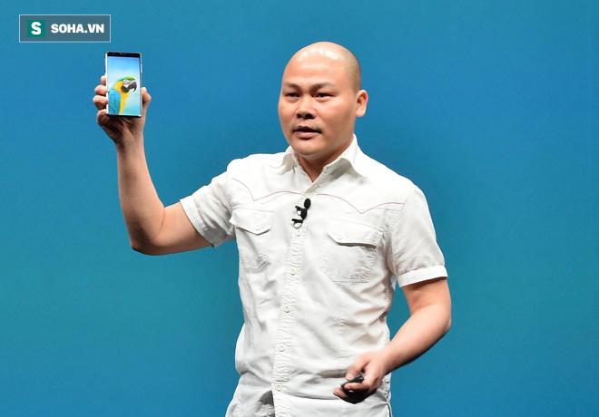 Bphone thế hệ 3: Thực sự là chiếc smartphone chất thật - Ảnh 11.