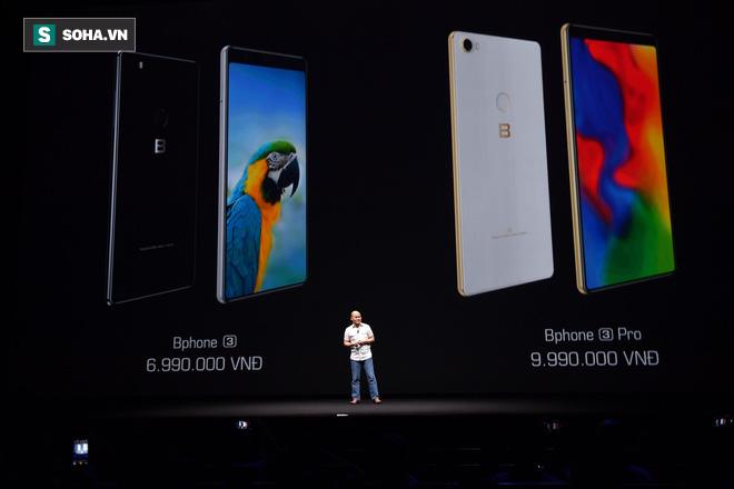 Bphone thế hệ 3: Thực sự là chiếc smartphone chất thật - Ảnh 4.