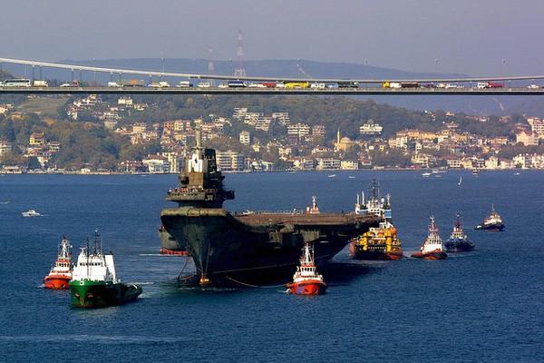 Tham vọng của Hải quân Trung Quốc sẽ sụp đổ nếu không mua được tàu sân bay Liêu Ninh? - Ảnh 1.