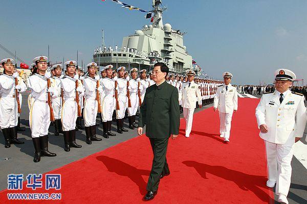 Tham vọng của Hải quân Trung Quốc sẽ sụp đổ nếu không mua được tàu sân bay Liêu Ninh? - Ảnh 3.
