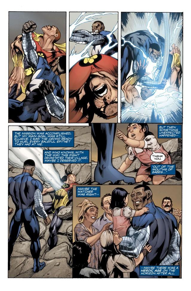 5 siêu anh hùng không thể xuất hiện trong Vũ trụ điện ảnh Marvel vì... quá mạnh - Ảnh 9.