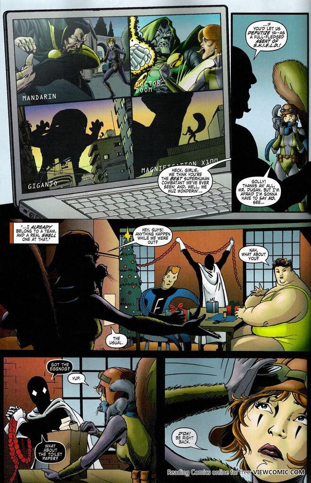 5 siêu anh hùng không thể xuất hiện trong Vũ trụ điện ảnh Marvel vì... quá mạnh - Ảnh 11.